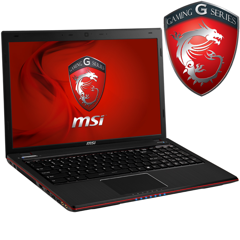 GE60-i760M245FD Gaming 39,6cm 15.6